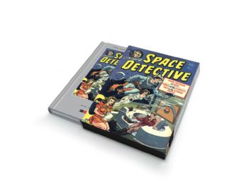 Pre-Code Classics Collected Works - Space Detective (Vol 1)
